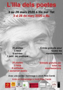 Pyrénées orientales, poesie, Jordi Pere Cerdà,