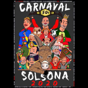 carnaval pays catalan solsona 2020
