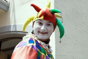 Carnaval Fou pyrénées orientales masque