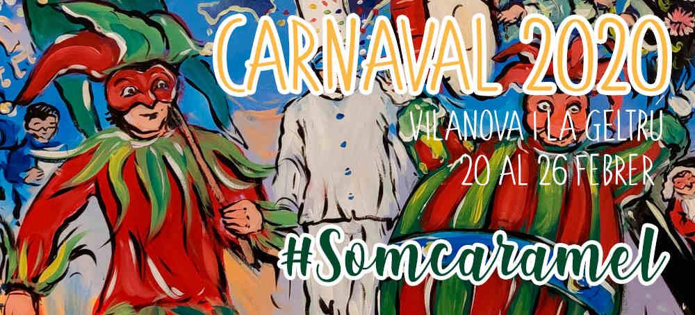 carnaval vilanova i la geltru masque