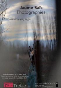 Embrasser le paysage, photographies, Treize, Jaume Saïs