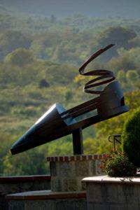 vigatane saint-laurent-de-cerdans village occitanie