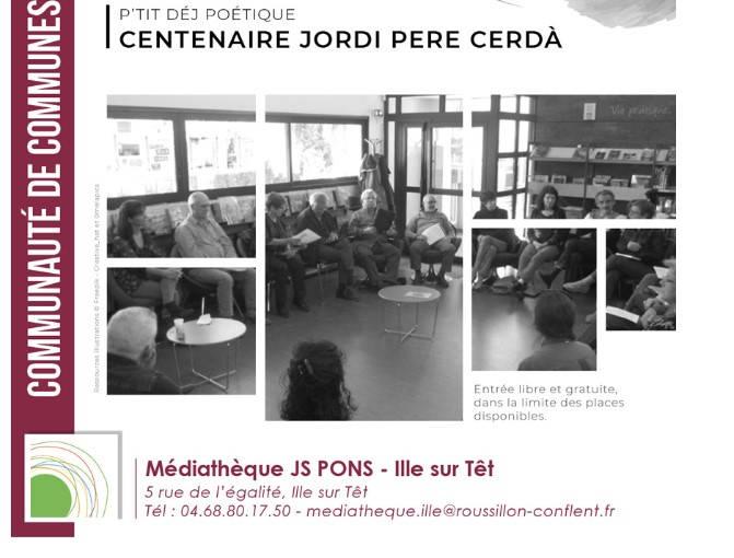 Centenaire, Ille-sur-Têt, JS Pons, Pays Catalan, 2020