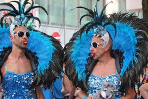 parade carnaval festival
