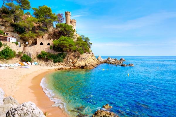 mer méditerranée espagne vacances plage