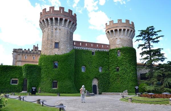 chateau de peralada visiter espagne
