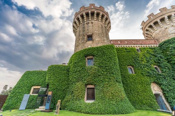 espagne weekend chateau visite