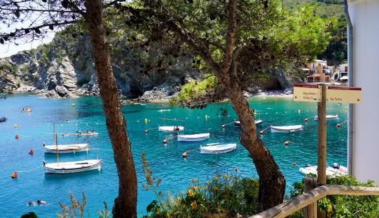 catalogne vacances lieux à découvrir plus belle plage