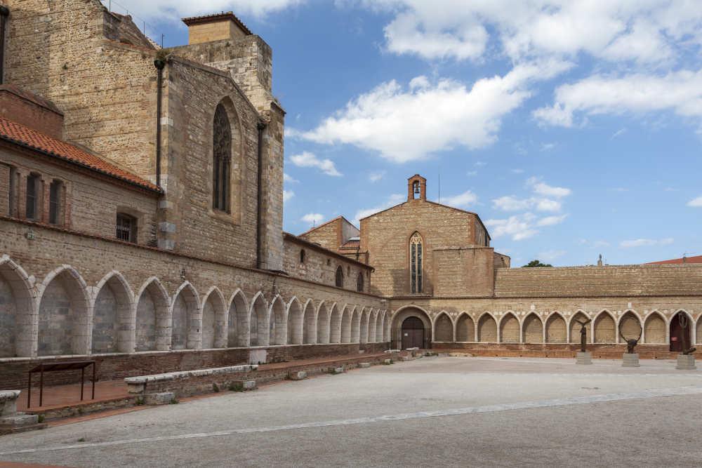 perpignan patrimoine campo santo histoire
