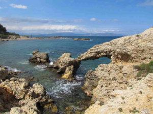 costa brava rosas cote mer méditerranée vacances
