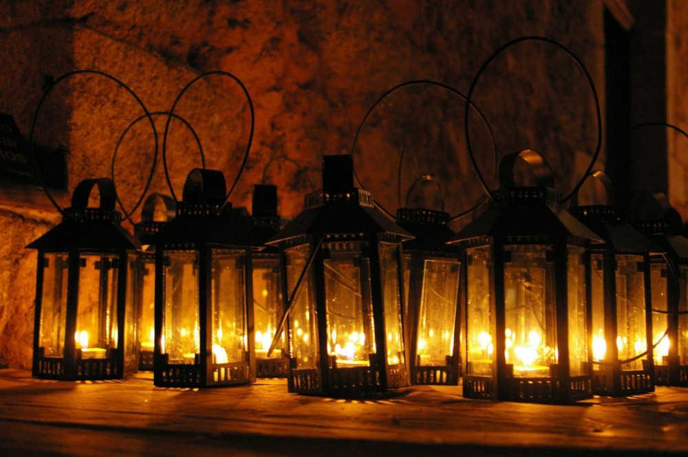 lanternes pays catalan St Jean