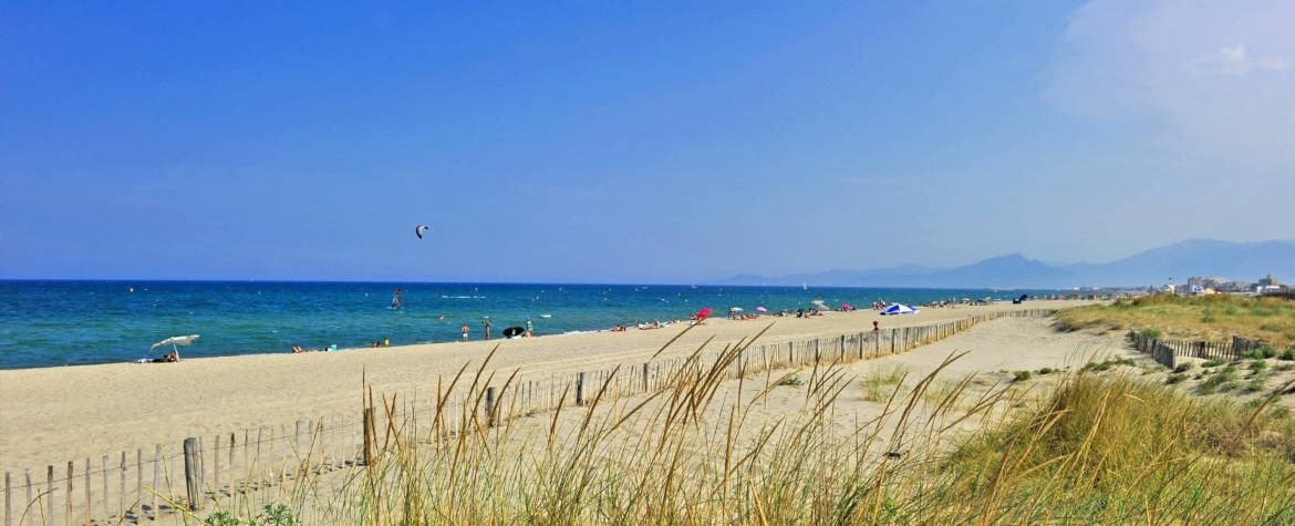 plage canet po