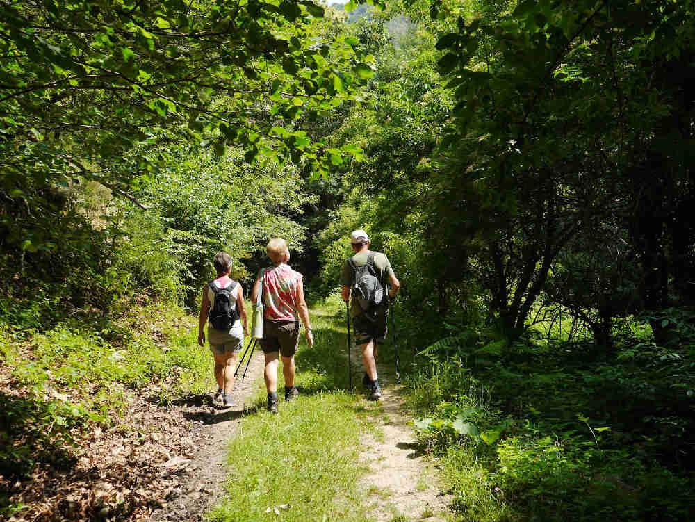 activité randonnée slowtourisme pays catalan