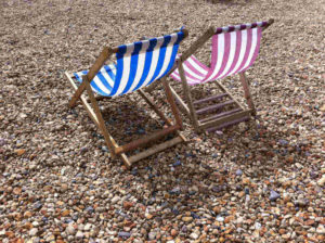 transats plage été ciné plein air
