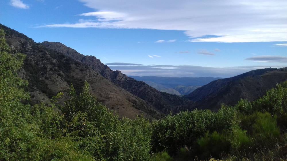 pays catalan paysage