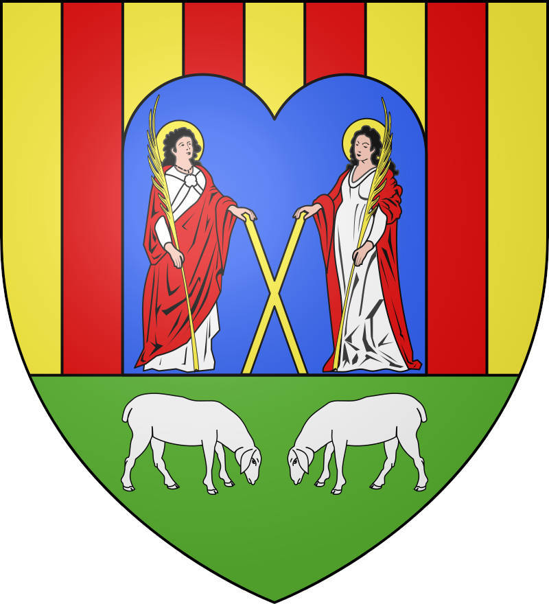 village catalan pyrénées orientales occitanie