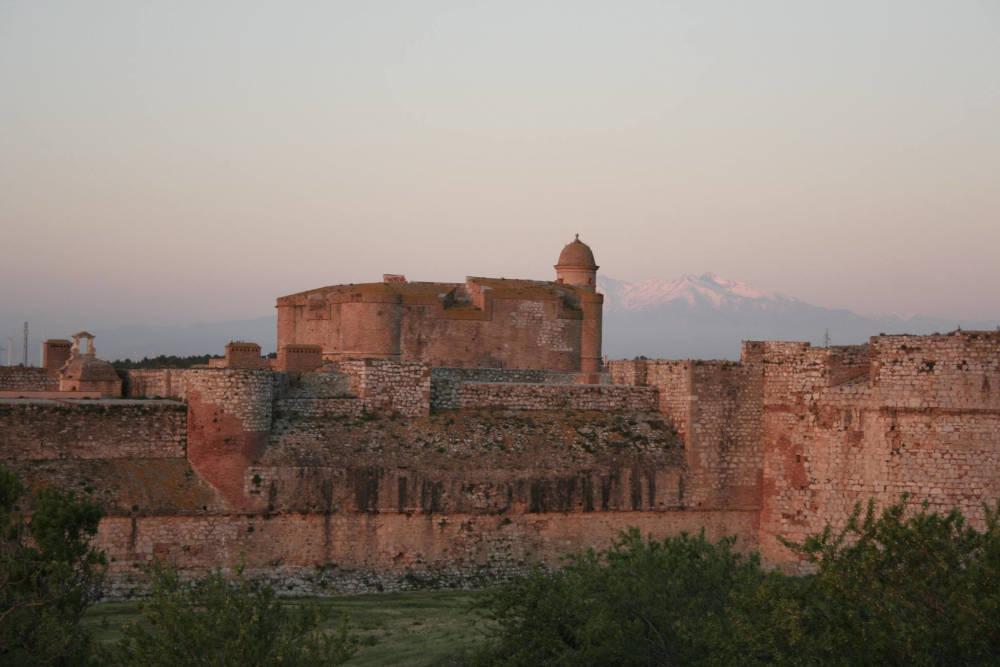 forteresse salses pays catalan