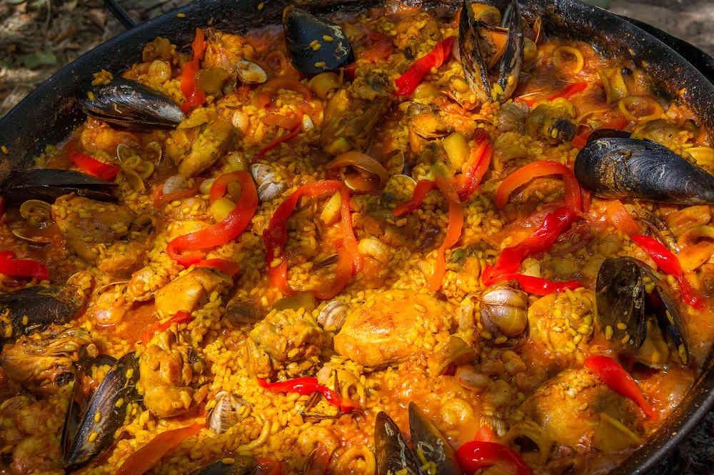 gastronomie catalane espagne fruits de mer