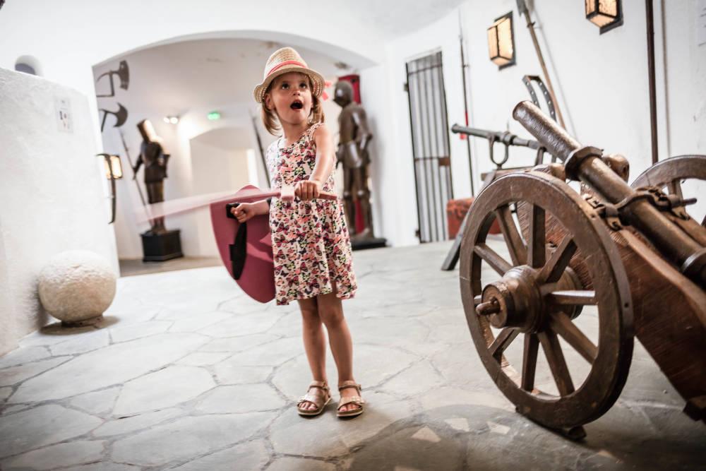 visite culturelle enfants histoire