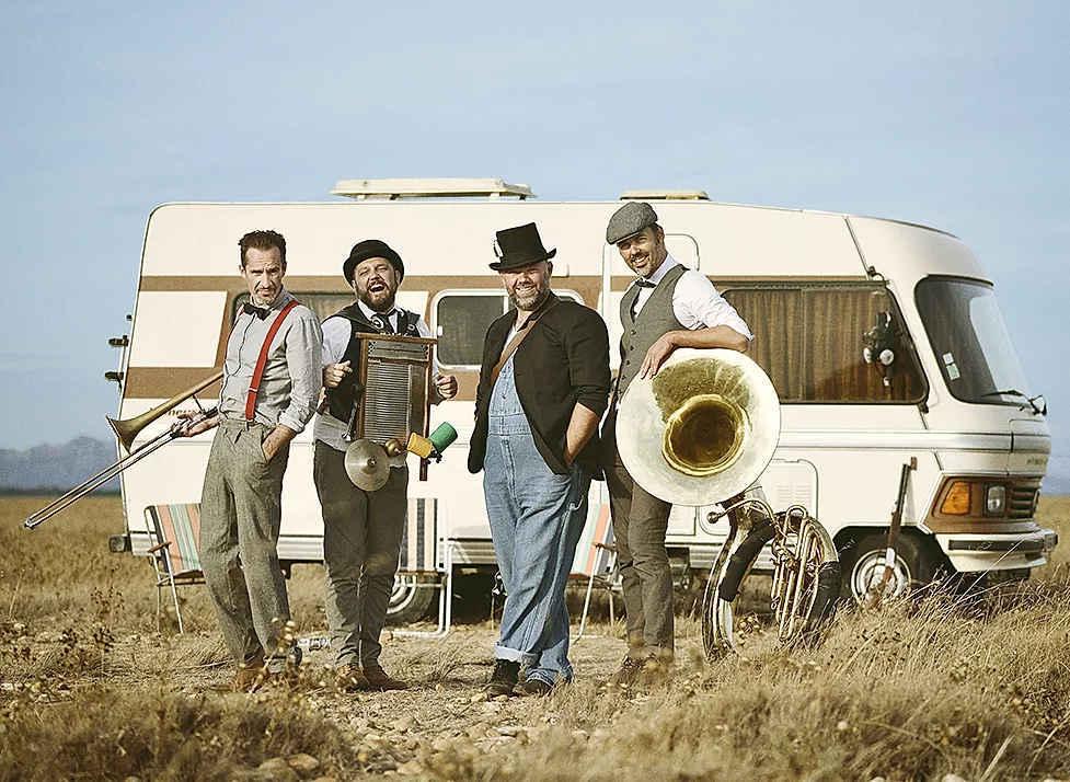 groupe jazz collioure