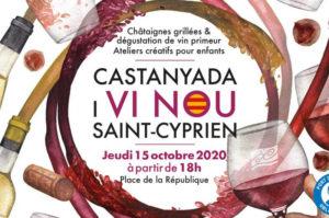 Saint Cyprien tradition catalane