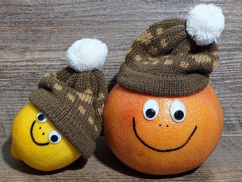 orange citron