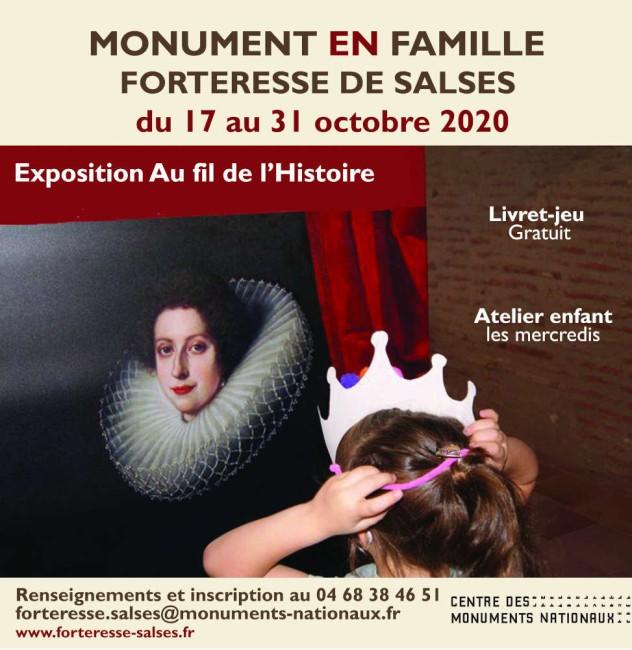 événement forteresse salses 2020