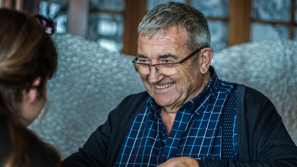 Gérant de l'hôtel le Belvédère du rayon vert à Cerbère