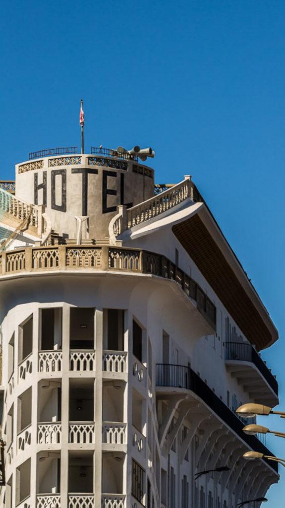 hôtel le Belvédère du rayon vert à Cerbère