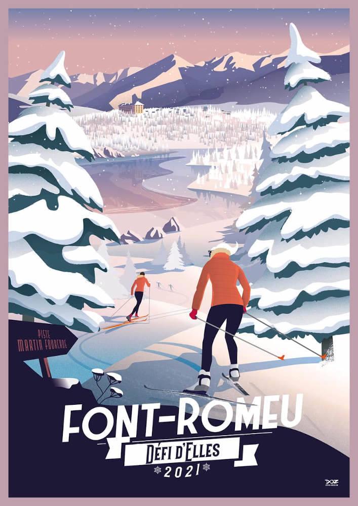 activité Pyrénées Orientales hiver
