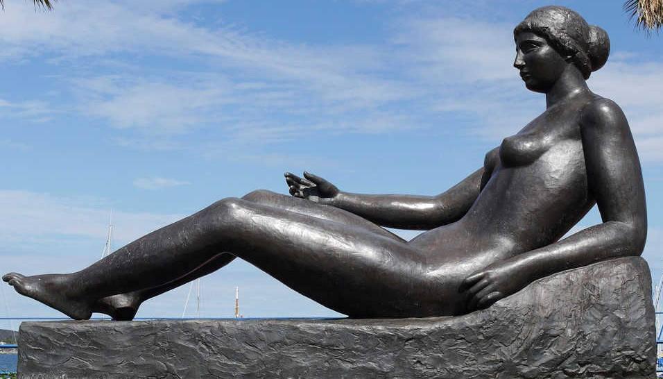 sculpture banyuls sur mer