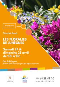 marché aux fleurs torreilles pays catalan
