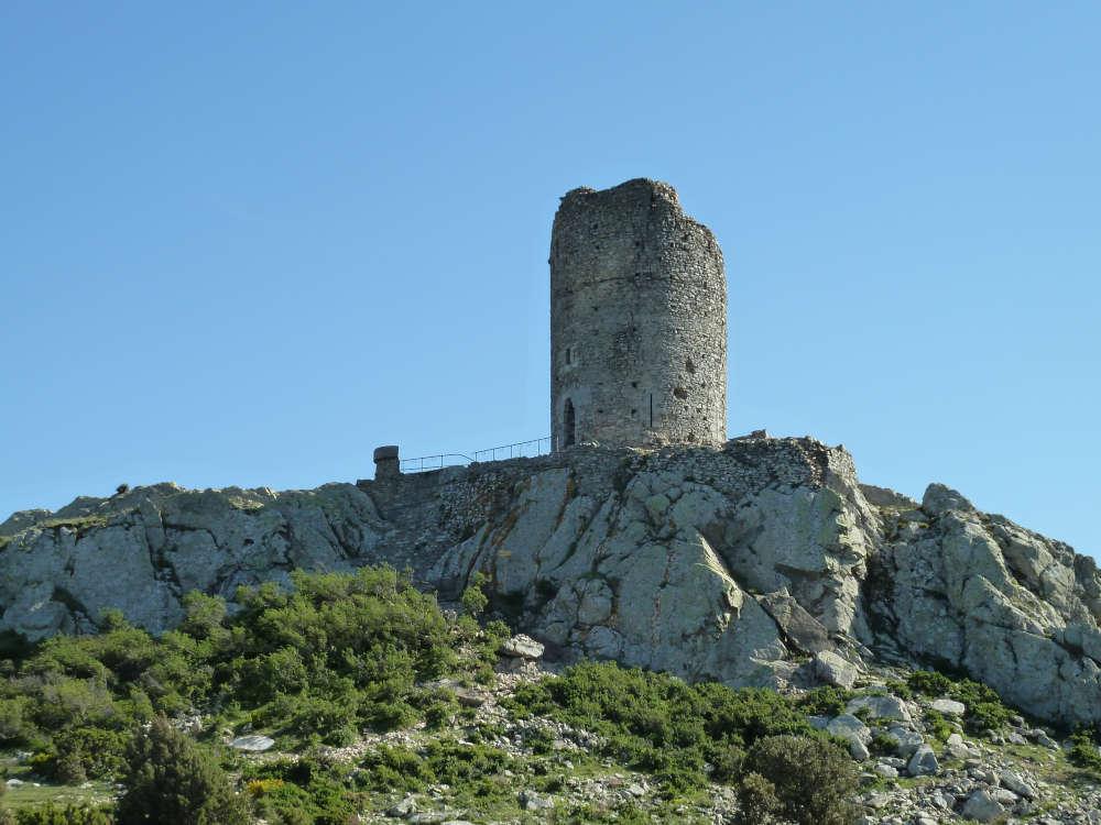 argelès randonnée patrimoine tour à signaux