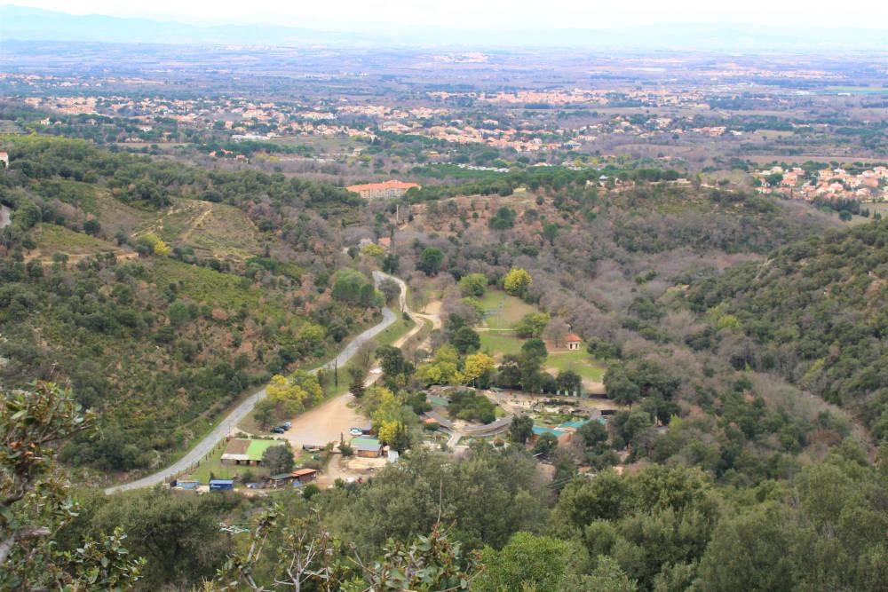 sorède argelès moins de 10 km nature