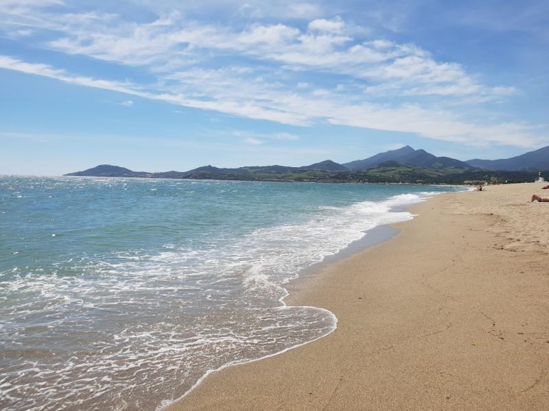 nature paysage pyrénées orientales mer vacances