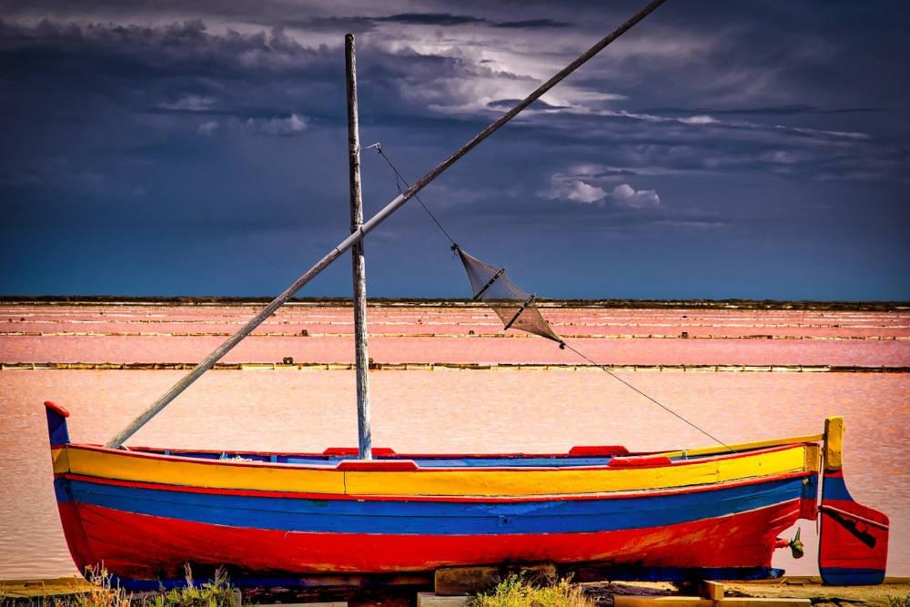 Barque Catalane Pays Catalan Tradition