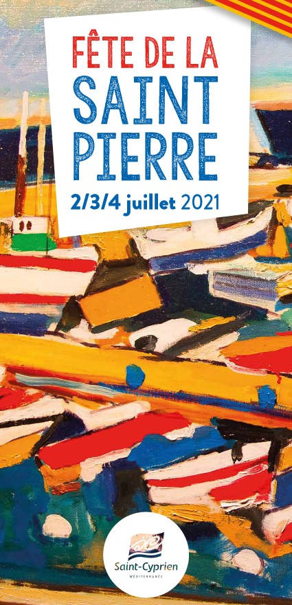 Saint-Pierre Pays Catalan Festivités Juillet 2021