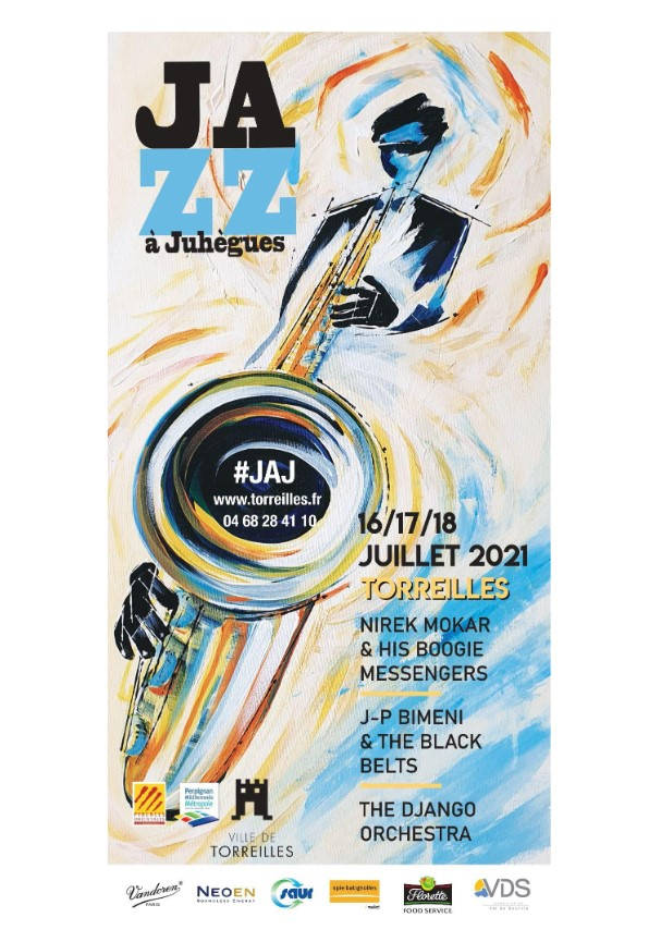 Festival Jazz Juhègues Torreilles