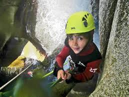 activité nature enfant canyon pays catalan