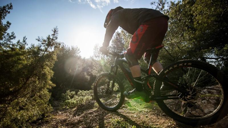 Activité pyrénées orientales nature vélo