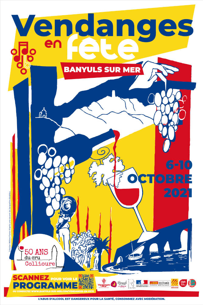 festivités vin œnologie pays catalan