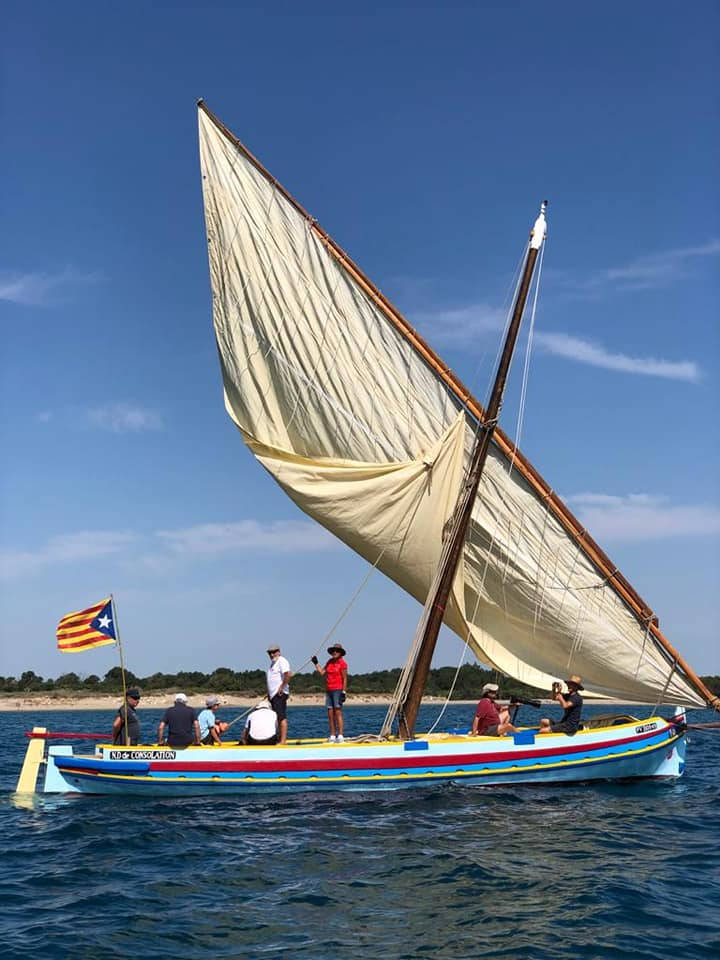 méditerranée cote vermeille bateau mer tradition