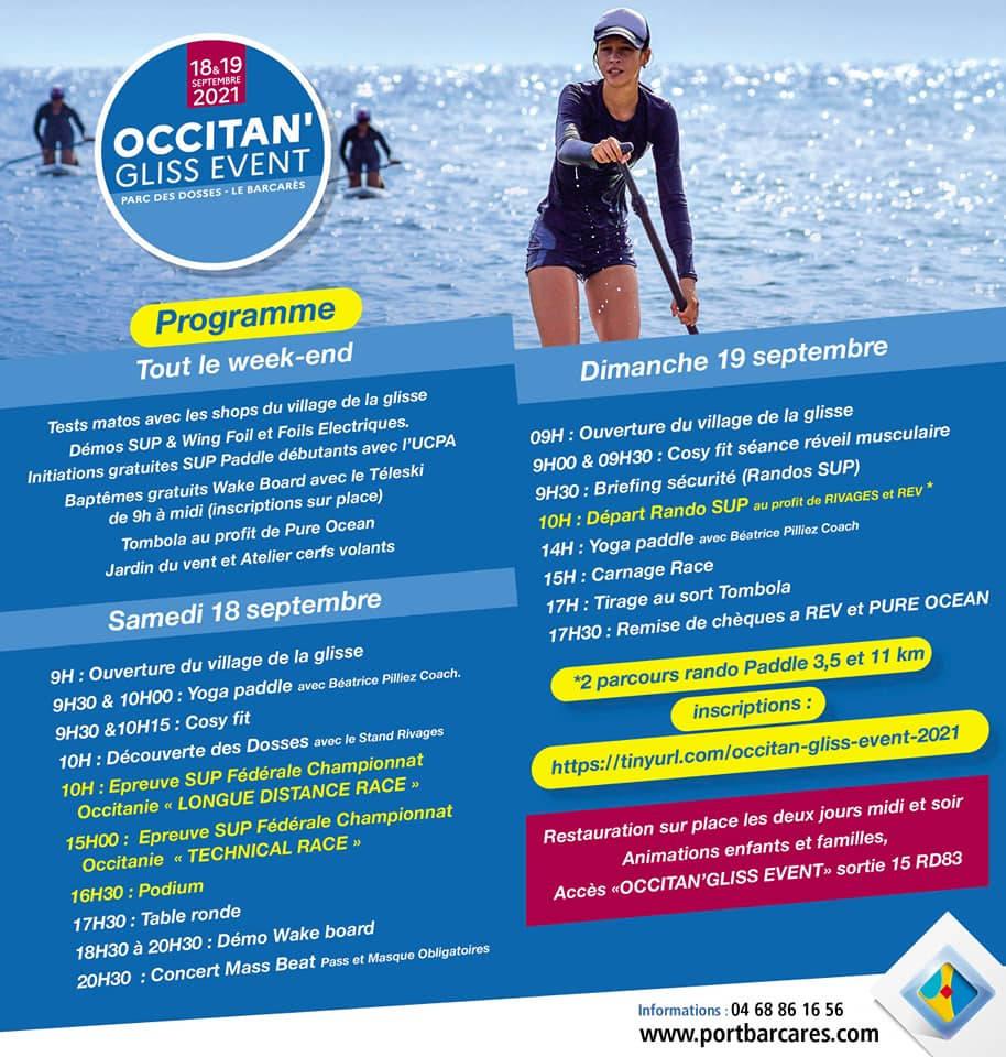 barcarès paddle événement sportif pays catalan