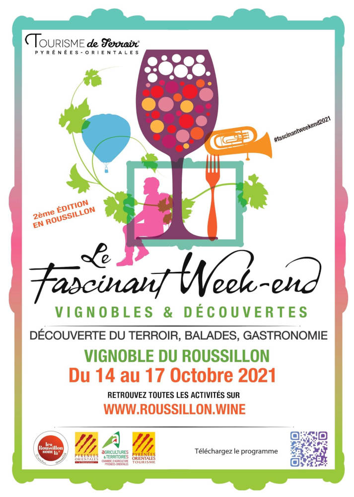 événement pyrénées orientales tourisme occitanie vin